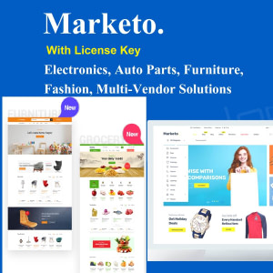 marketo with license key