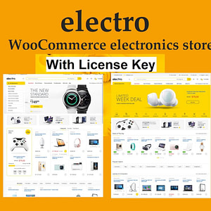 electro with license key