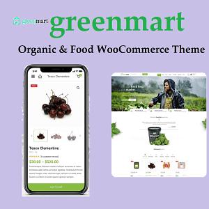 greenmart, themeplanet