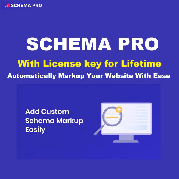 Schema Pro with license key for lifetime