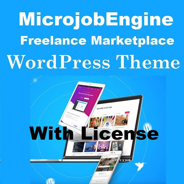 microjobengine freelance with license