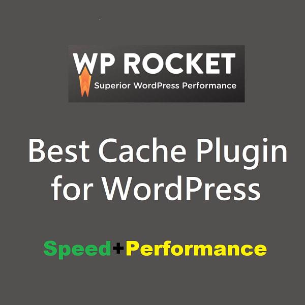 wp rocket, cache