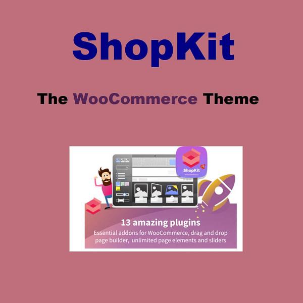 ShopKit – The WooCommerce Theme 2.3.1